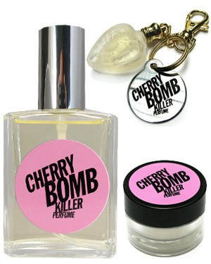 Cherry Bomb Killer Perfume Set